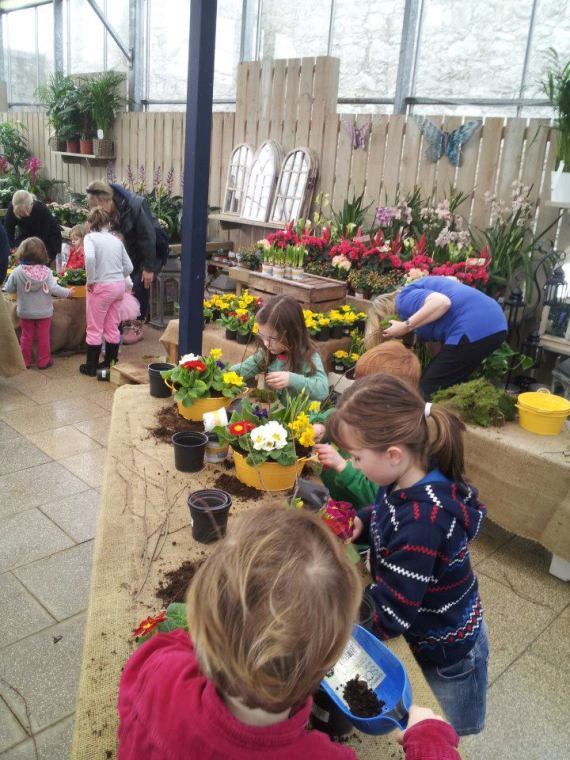 Easter Planting Workshop